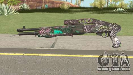 Shotgun (Xorke) for GTA San Andreas