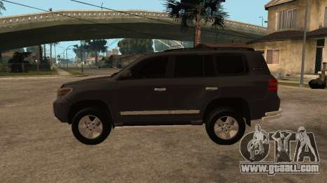 Toyota Land Cruiser for GTA San Andreas