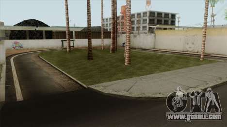 Willowfield Park for GTA San Andreas