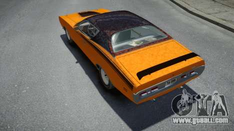 Dodge Charger Super Bee 1971 for GTA 4
