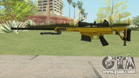 Barrett M98 Anti-Material Sniper for GTA San Andreas