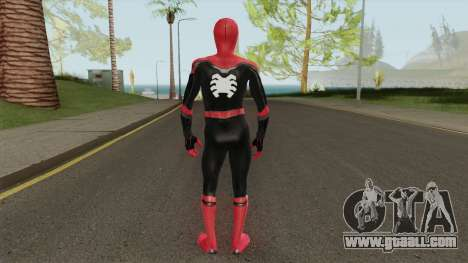 Spider-Man Far From Home (Black) for GTA San Andreas