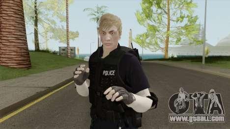 Skin Random 163 (Outfit Heist) for GTA San Andreas