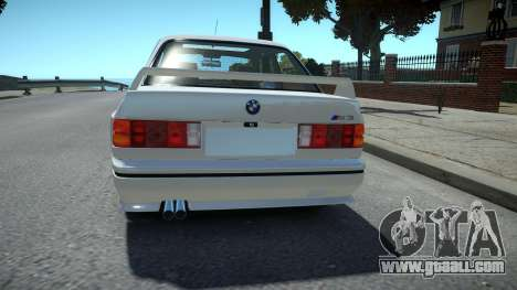 BMW M3 E30 Stock Rims for GTA 4