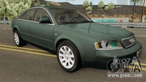Audi A6 C5 Prefacelift 2.7 Biturbo 00 (US-Spec) for GTA San Andreas