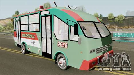De Busetas Colombiana V2 for GTA San Andreas
