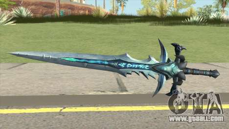 Frostmourne for GTA San Andreas