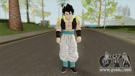Gogeta DBS (DBXV2) for GTA San Andreas