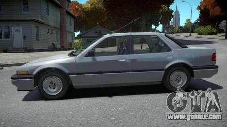 Honda Accord 1986 for GTA 4