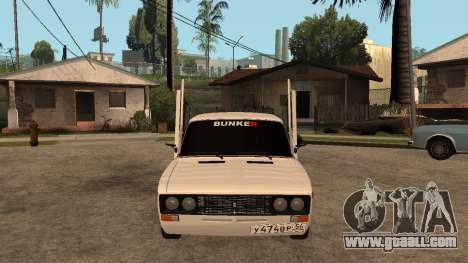 VAZ 2106 BPAN for GTA San Andreas