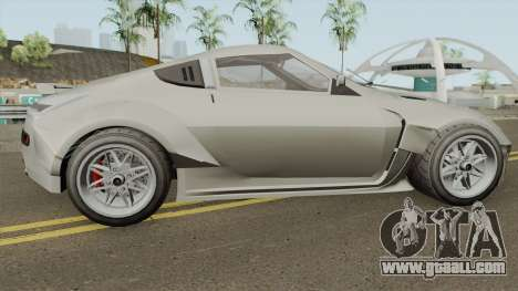 Annis ZR380 Standard GTA V for GTA San Andreas