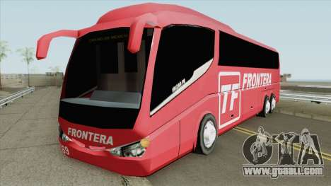 Irizar PB LQ Lowpoly for GTA San Andreas