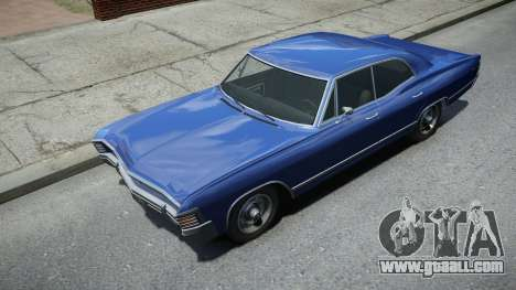 Declasse Impaler Super Sedan for GTA 4