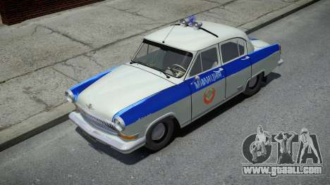 GAZ-21 GAI for GTA 4