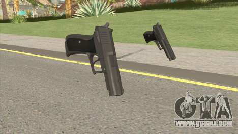 Binary Domain - Pistol P226 for GTA San Andreas