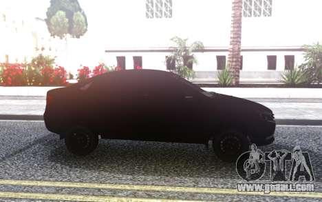 Lada Vesta for GTA San Andreas