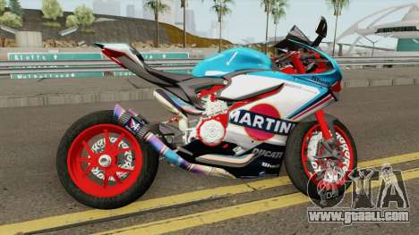 Ducati Panigale Edition for GTA San Andreas