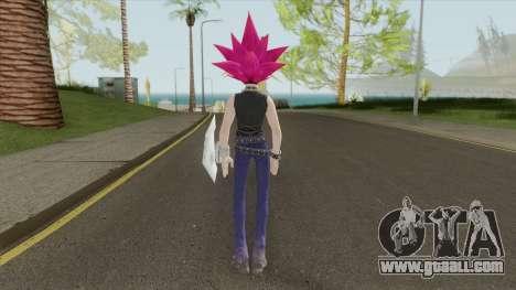 Yugi Muto (Jump Force) for GTA San Andreas
