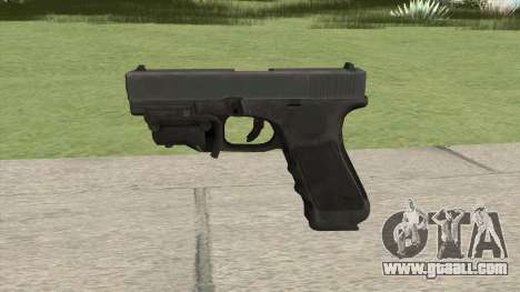 Glock 17 Laser for GTA San Andreas