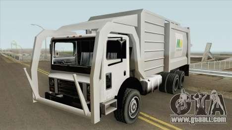 Frontload Trashmaster for GTA San Andreas