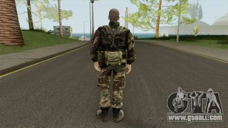 Eminen Militar for GTA San Andreas
