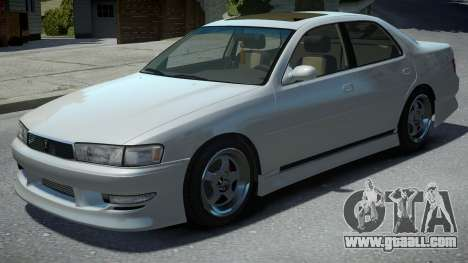 Toyota Cresta JZX90 1995 for GTA 4