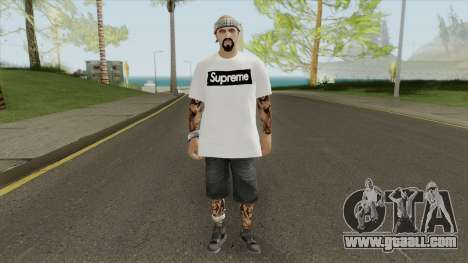 Skin Random 175 (Outfit Lowrider) for GTA San Andreas