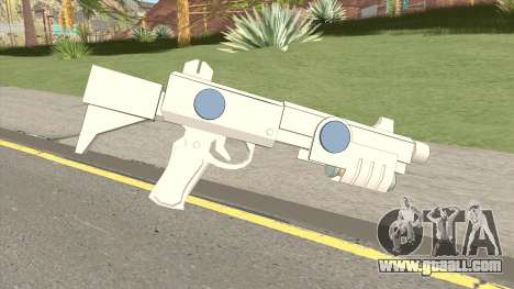 Constanze Shotgun Little Witch Academia for GTA San Andreas