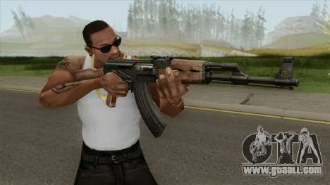 GDCW AK-47 for GTA San Andreas