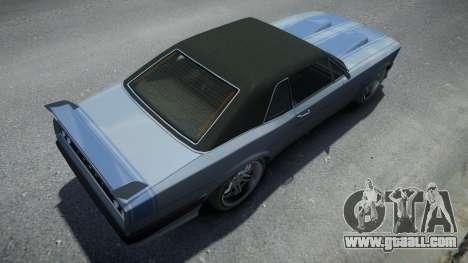 Declasse Tampa 1976 for GTA 4