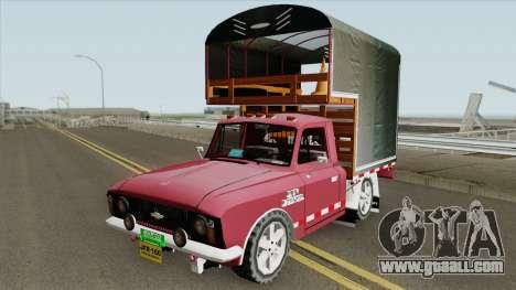 Chevrolet Luv 1980 for GTA San Andreas