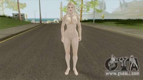 Tina Armstrong Nude for GTA San Andreas