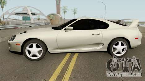Toyota Supra Mk IV Fully Tunable FNF Style 1994 for GTA San Andreas