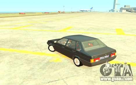 VAZ 21099 Drain for GTA 4