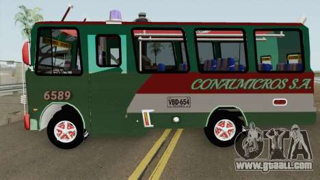 De Busetas Colombiana V1 for GTA San Andreas