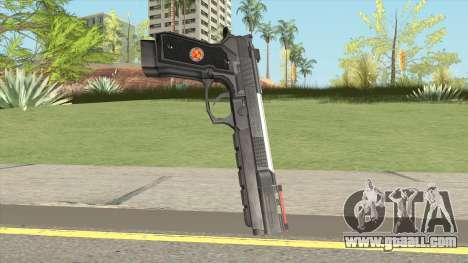Samurai Edge Barry Model for GTA San Andreas