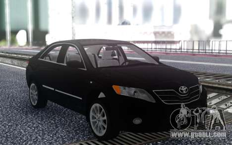 Toyota Camry V45 for GTA San Andreas