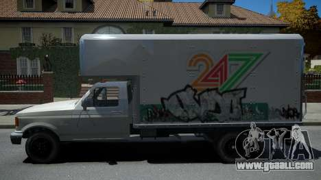 Vapid Sadler Retro Box Truck for GTA 4