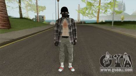 GTA Online Skin 3 for GTA San Andreas