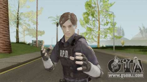 Leon Scott Kennedy From RE 2 Remake for GTA San Andreas