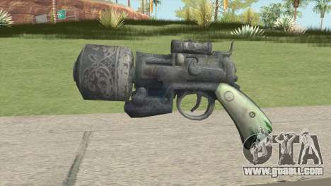 Colt DMC for GTA San Andreas