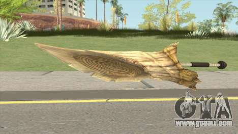 Monster Hunter Weapon V1 for GTA San Andreas