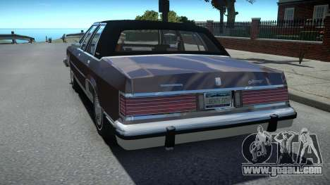 Mercury Grand Marquis LS for GTA 4