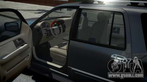 Ford Expedition EL 2006 for GTA 4