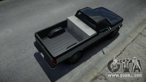 Vapid Sadler Retro Pick-Up Truck v1.2 for GTA 4