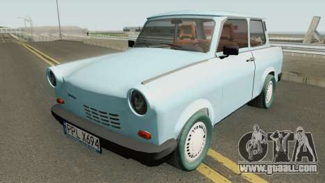 Trabant 1990 1.1 for GTA San Andreas