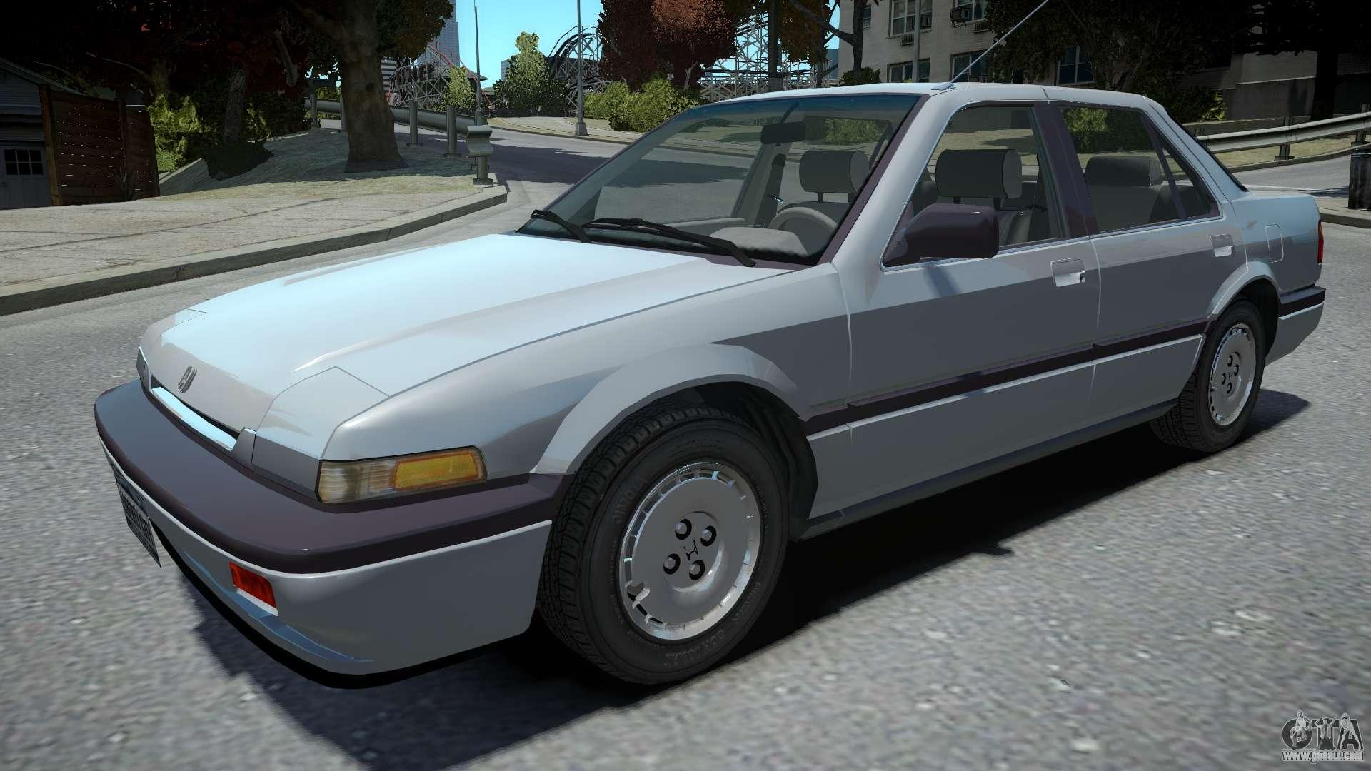 Kelebihan Kekurangan Honda Accord 1986 Spesifikasi