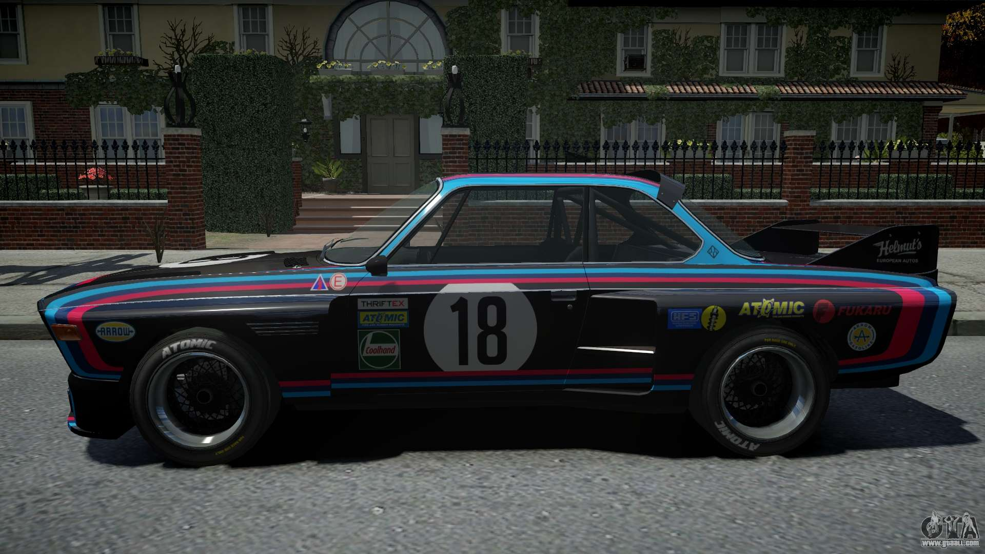 Ubermacht Zion Classic LM HQ Liveries for GTA 4