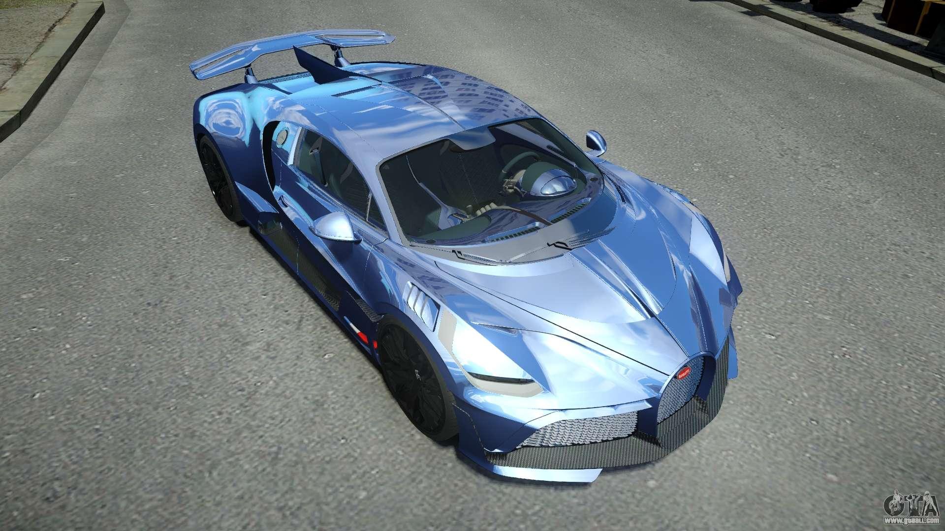 Bugatti Divo for GTA 4