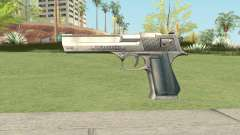 Desert Eagle Default GTA IV for GTA San Andreas